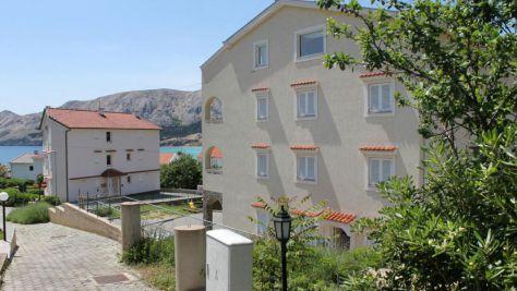 Apartmani Baška 5243, Baška - Eksterijer