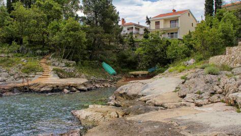Apartmány Vantačići 5247, Vantačići - Exteriér