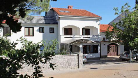 Apartmány Malinska 5253, Malinska - Exteriér