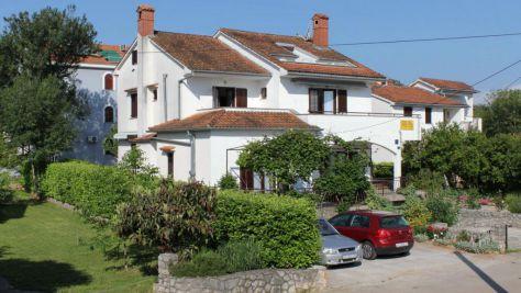 Apartmány Vantačići 5281, Vantačići - Exteriér