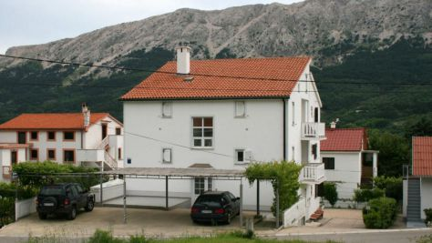Apartmány Jurandvor 5289, Jurandvor - Exteriér