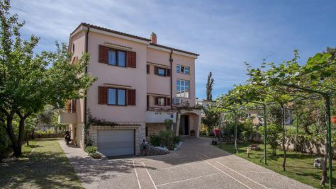 Apartmány Krk 5291, Krk - Exteriér