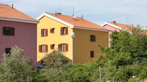 Apartmány Malinska 5292, Malinska - Exteriér