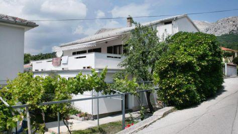 Apartmány Baška 5305, Baška - Exteriér