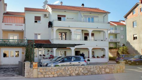 Apartmány Krk 5307, Krk - Exteriér