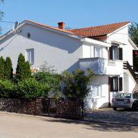 Apartmány Vantačići 5317, Vantačići - Exteriér