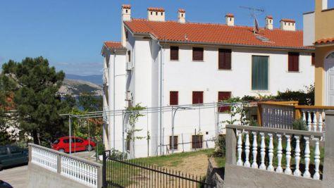 Apartmány Baška 5324, Baška - Exteriér