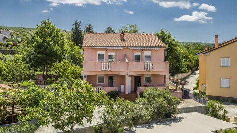 Apartmány a pokoje Soline 5337, Soline (Krk) - Exteriér