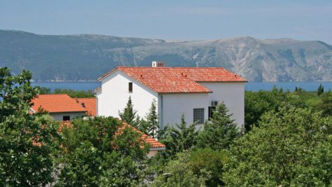 Apartmány Pinezići 5349, Pinezići - Exteriér