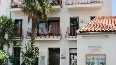 Apartmány Selce 5376, Selce - Exteriér