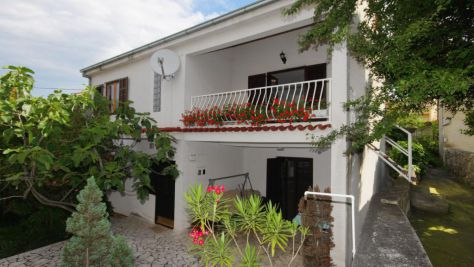 Apartmány Jadranovo 5389, Jadranovo - Exteriér