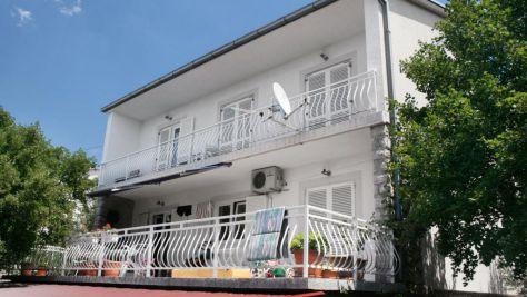 Apartmány Klenovica 5394, Klenovica - Exteriér
