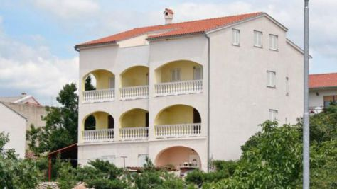 Apartmány Novi Vinodolski 5403, Novi Vinodolski - Exteriér