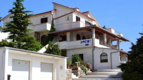 Apartmány a pokoje Klenovica 5423, Klenovica - Exteriér