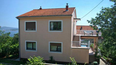 Apartmány Dramalj 5449, Dramalj - Exteriér