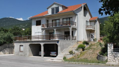 Apartmány Klenovica 5454, Klenovica - Exteriér