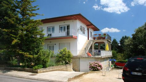 Apartmány Selce 5457, Selce - Exteriér