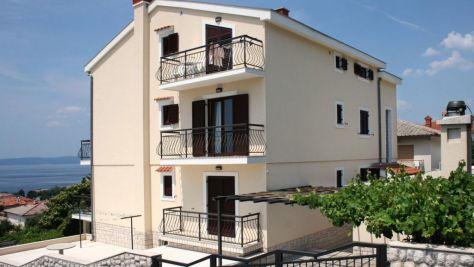 Apartmány Novi Vinodolski 5466, Novi Vinodolski - Exteriér