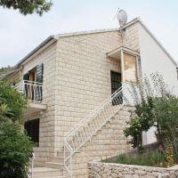 Počitniška hiša Splitska 5534, Splitska - Zunanjost objekta