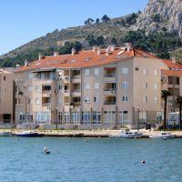 Apartments Omiš 5900, Omiš - Exterior