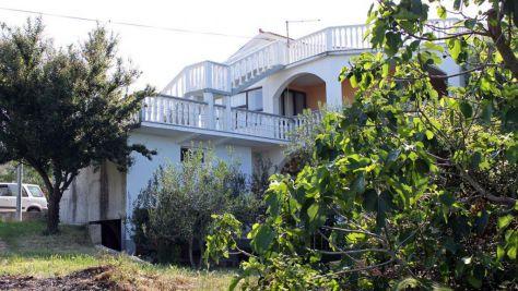 Apartmány Povljana 6058, Povljana - Exteriér