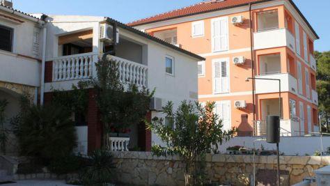 Apartmány Povljana 6062, Povljana - Exteriér