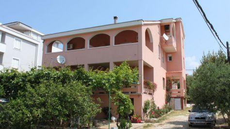 Ferienwohnungen und Zimmer Novalja 6078, Novalja - Exterieur