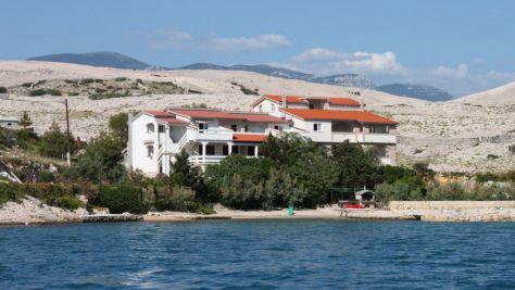 Apartmány Kustići 6101, Kustići - Exteriér