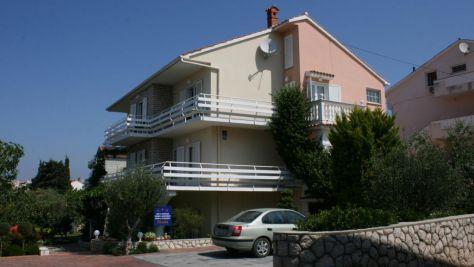 Apartmány a pokoje Novalja 6159, Novalja - Exteriér