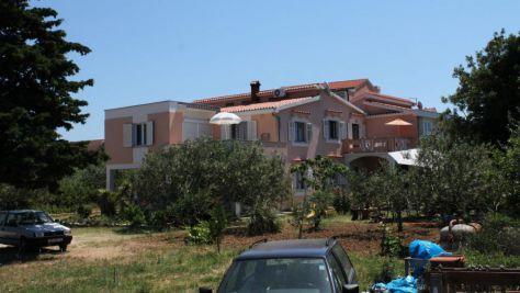Apartmány Novalja 6164, Novalja - Exteriér