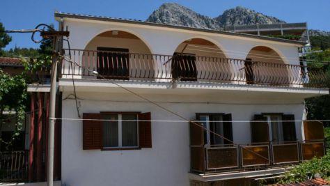 Apartmani Podgora 6255, Podgora - Eksterijer
