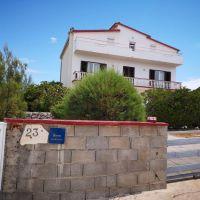 Апартаменты Ražanac 6325, Ražanac - Экстерьер
