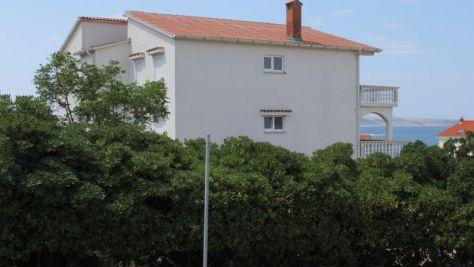 Apartmány Povljana 6441, Povljana - Exteriér