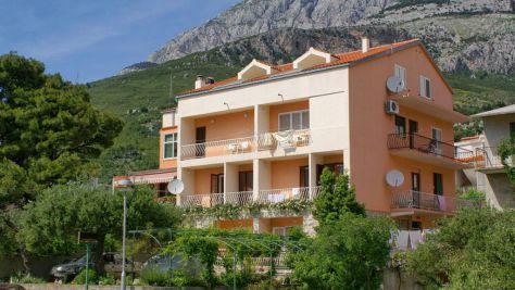 Apartmani i sobe Tučepi 6546, Tučepi - Eksterijer