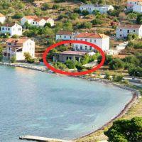 Apartmaji in sobe Uvala Soline 6783, Uvala Soline (Dugi otok) - Zunanjost objekta