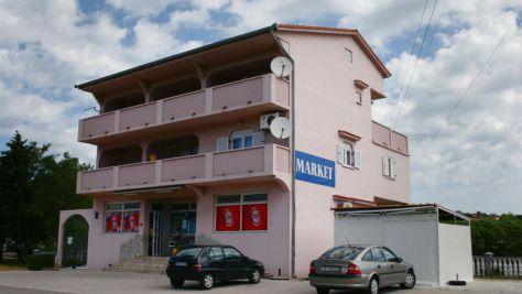Apartmány Lopar 6847, Lopar - Exteriér