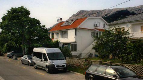 Apartmány Baška 6867, Baška - Exteriér