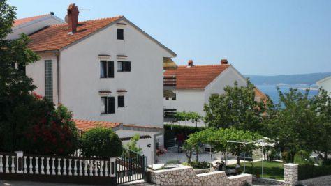 Apartmány Crikvenica 6872, Crikvenica - Exteriér