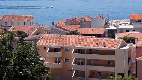 Apartmány a pokoje Tučepi 6892, Tučepi - Exteriér