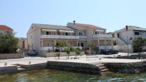 Apartmány Kustići 6965, Kustići - Exteriér