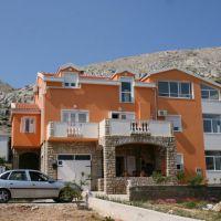 Appartamenti e camere Pag 6980, Pag - Esterno