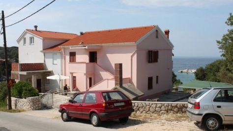 Apartmány Jakišnica 6984, Jakišnica - Exteriér