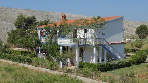 Apartmány Vlašići 7009, Vlašići - Exteriér