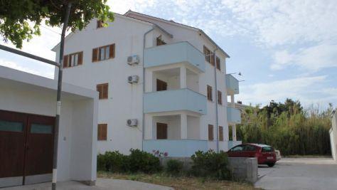 Apartmány Pag 7022, Pag - Exteriér