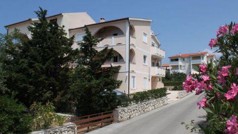 Apartmány Novalja 7027, Novalja - Exteriér