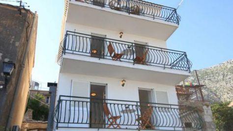 Apartmány Igrane 7189, Igrane - Exteriér