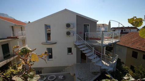 Apartmány Podaca 8490, Podaca - Exteriér