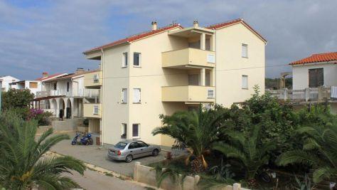 Apartmány Novalja 8972, Novalja - Exteriér