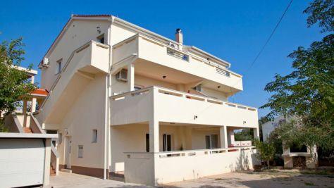 Apartmány Novalja 9508, Novalja - Exteriér