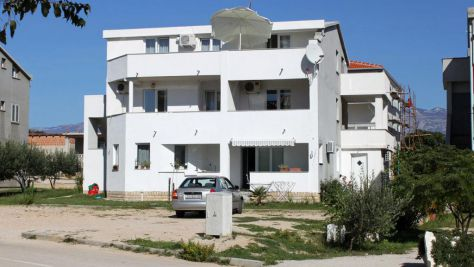 Apartmány Gajac 9519, Gajac - Exteriér